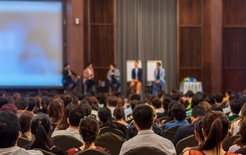 planning organising event