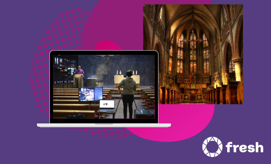 how to Live stream your church service