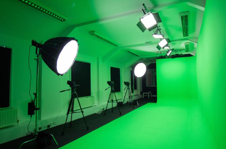 Green screen events
