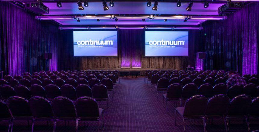 hybrid event virtual conferences