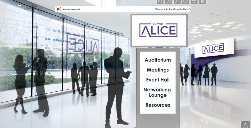 Virtual Events Platform hybrid